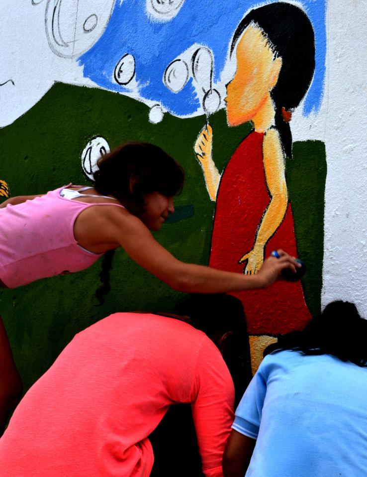 Algeciras mural