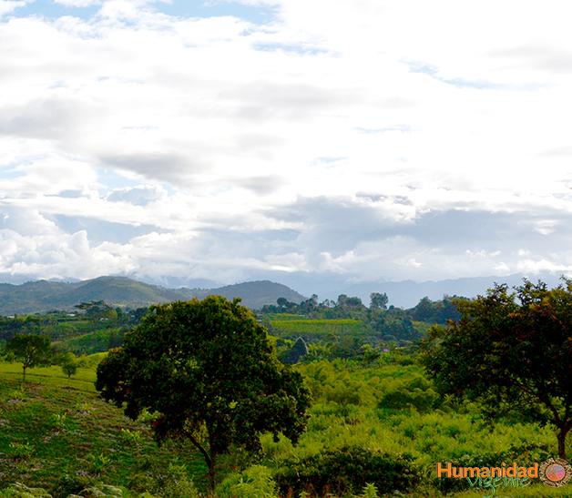 Huila paisaje