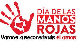 manos rojas 2015