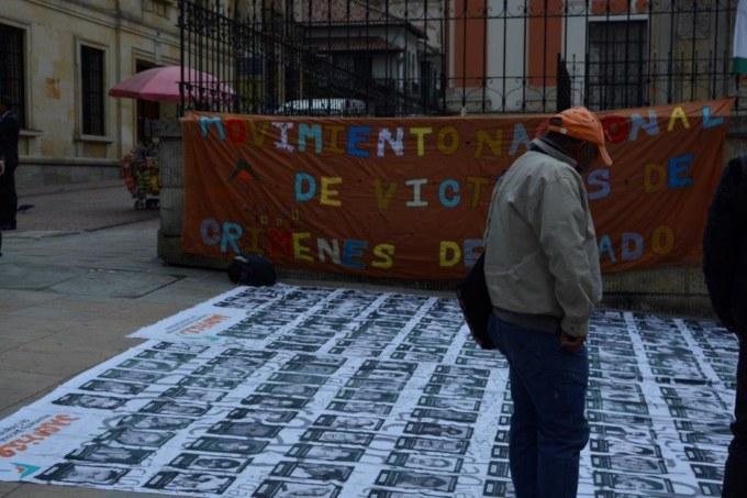 Las víctimas exigimos garantías para sobrevivir a la cuarentena en condiciones dignas
