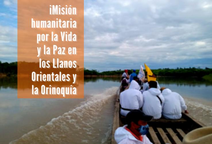 Misión Humanitaria Titulo